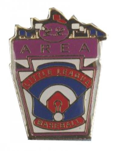 area little league pin