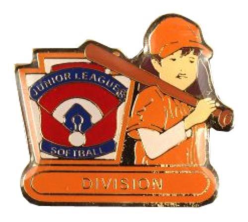 division junior league softball pin