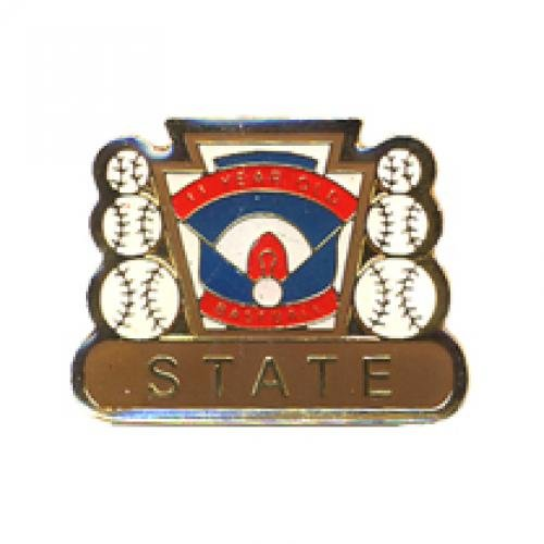 state 11 year old baseball pin