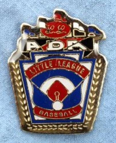ada little league pin