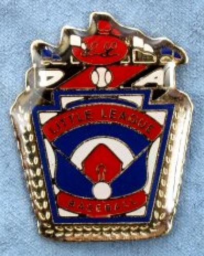 da little league pin