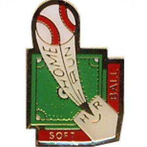 Little League Recognition Stock Pins
