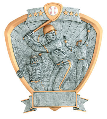 baseball signature shield resin