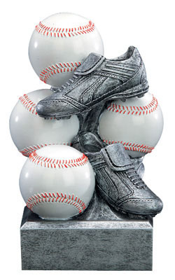 baseball sport bank resin