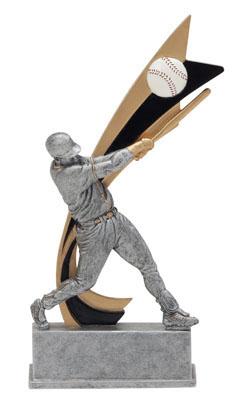 baseball live action resin