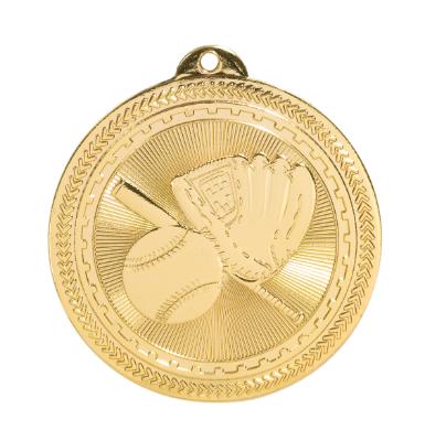 baseball britelazer medal