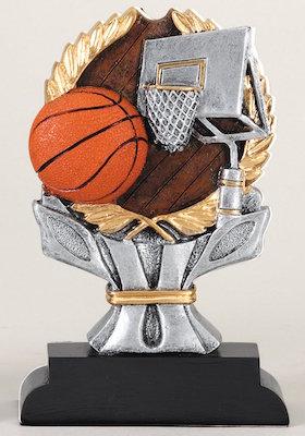 basketball impact series resin