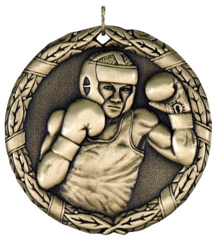 boxing xr series medal
