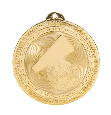 cheer britelazer medal