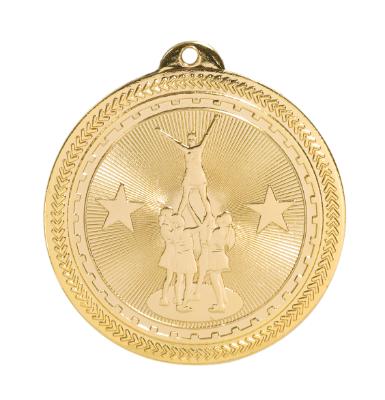 competitive cheer britelazer medal