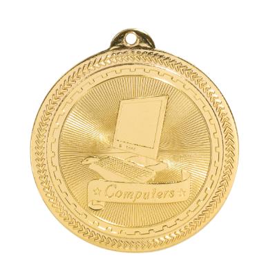 computer britelazer medal