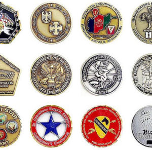 Custom Coins, Medals, Pins and More