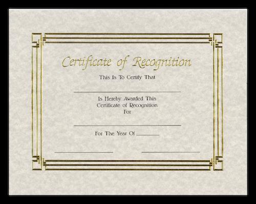 Gold foil embossed certificates wilson awards gold foil embossed certificates yadclub Image collections