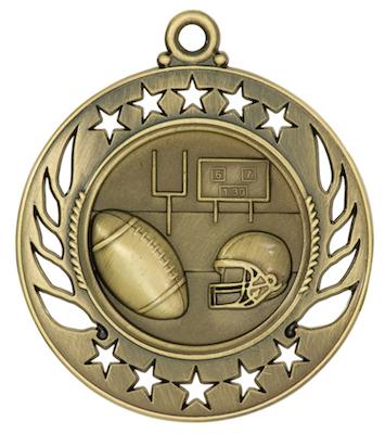 football galaxy medal