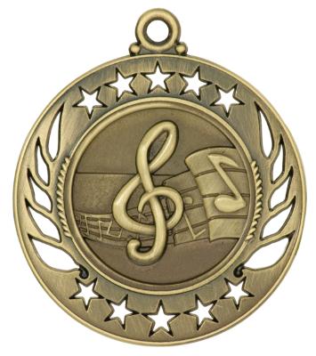 music galaxy medal