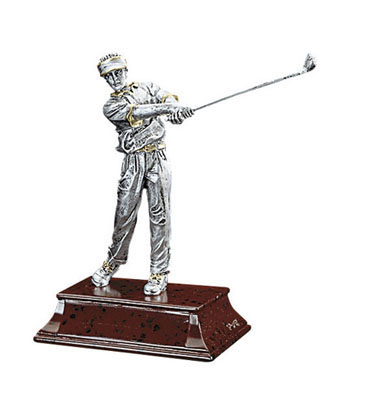 male golf elite resin