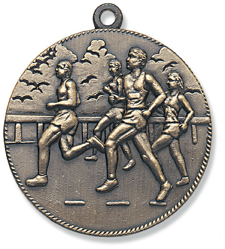 cross country m90 series medal