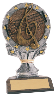 music all star resin large