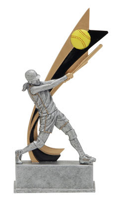 softball live action resin