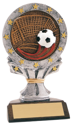 soccer all star resin large