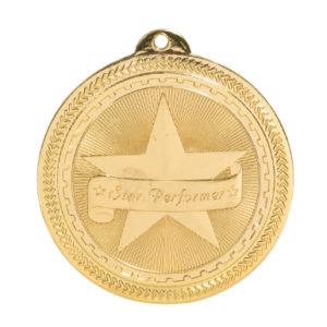 BriteLazer Medal