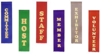 Stock Identification Ribbons