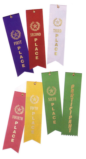 Stock Place Ribbons