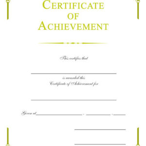 Gold foil embossed certificates wilson awards achievement gold foil certificate yadclub Choice Image