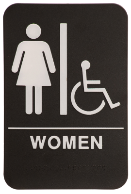 Women Wheelchair ADA Black