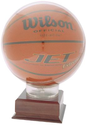 Basketball | Soccer Display Case