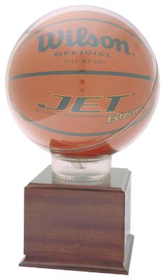 all star basketball display case