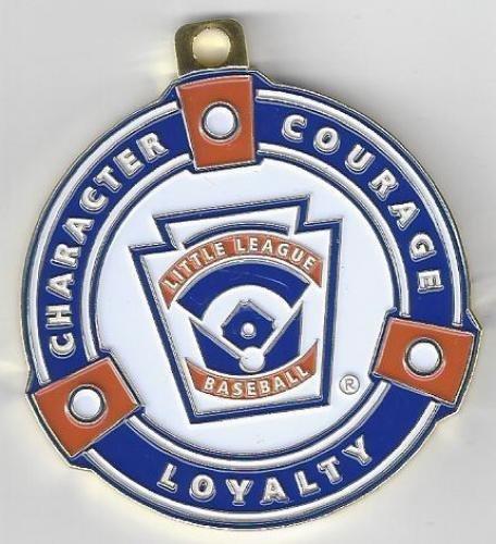 Little League Medals