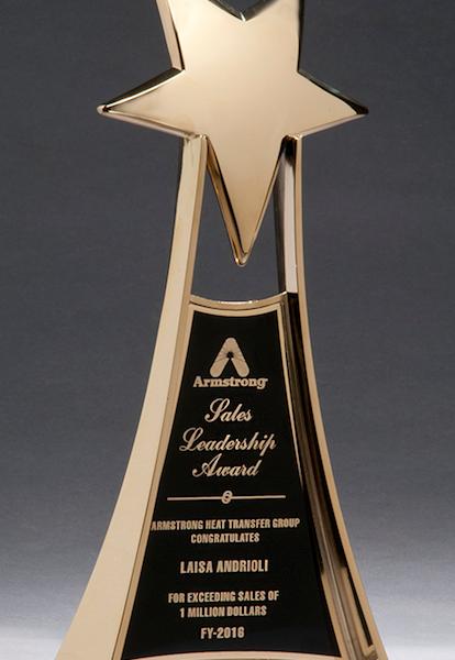 Metal Star Award