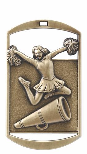 cheer dt series medal