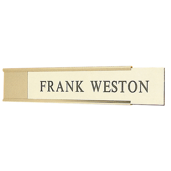 Name Badges and Door Signs