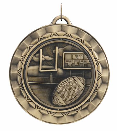 football 360 series medal