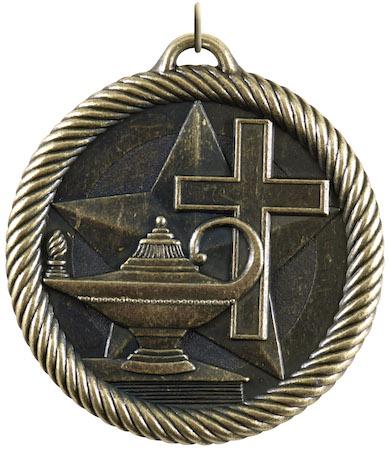 christian school value medal