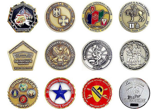 personalized coins